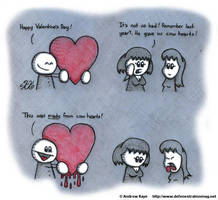 It's Valentine's Day Again by AK-Is-Harmless