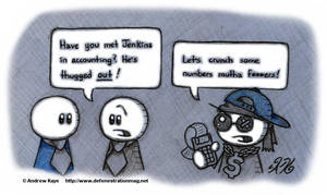 Jenkins in Accounting by AK-Is-Harmless