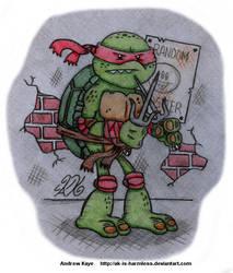 Raphael by AK-Is-Harmless