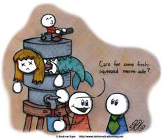 Fiji Water...? by AK-Is-Harmless