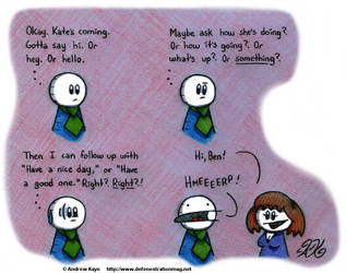 Speech Impediment by AK-Is-Harmless