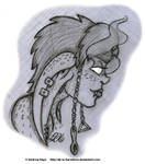 Sketch - Folly Profile by AK-Is-Harmless
