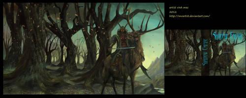 33: The Shadow Empire by ShanonSinn