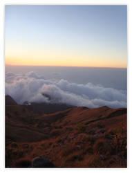 Gunung Rinjani by maurice