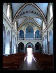 Capilla de Maria auxiliadora by maurice