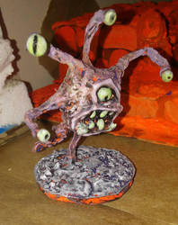 Beholder Beast DIY by HEADSOCK by headsock