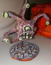 Jimmy the Beholder Beast  by headsock