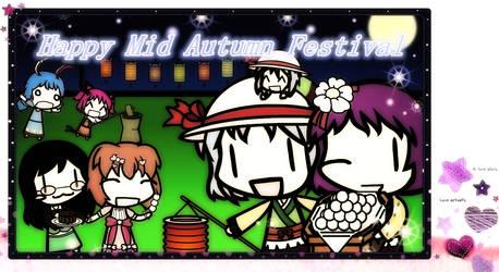 Happy Mid Autumn Festival! by Bluyidark