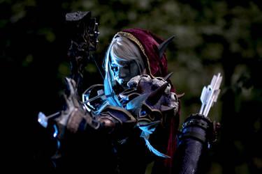 WoW: The Dark Lady by MishtaRingwaltz