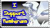Support Reshiram by Miya902