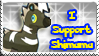 I Support Shimama by Miya902