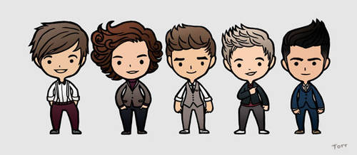One Direction by CHACHRIST