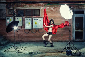 RED by idaniphotography