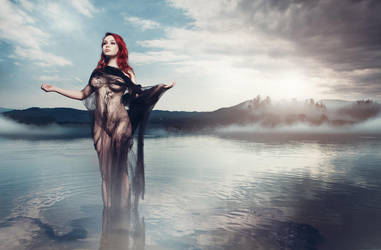 Nessie by idaniphotography