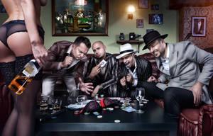 Poker Night by idaniphotography