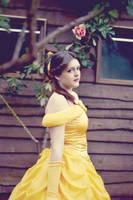 Belle III by GunnerYunie