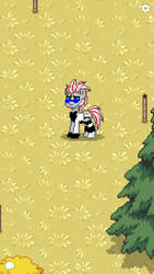 Autobot Prowl (Pony Town.) by TheMultiBrony22