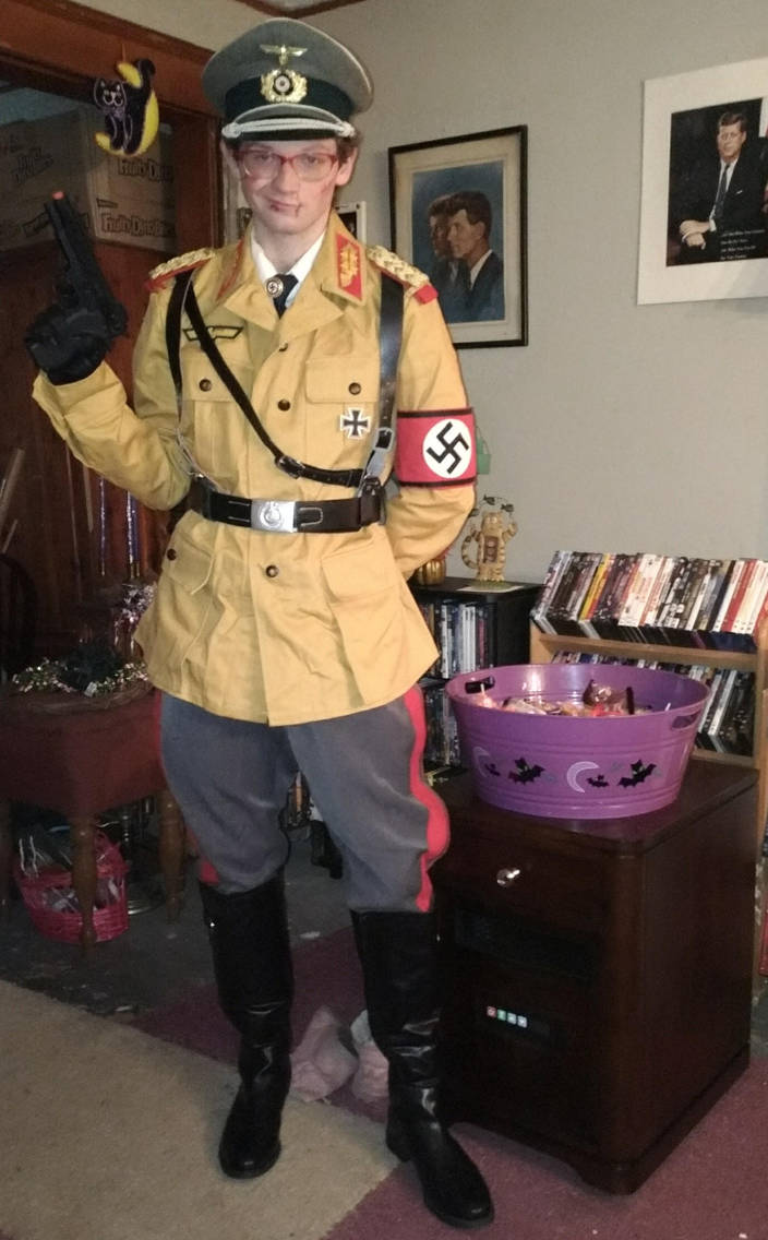 Edward Richtofen Halloween Cosplay. by TheMultiBrony22