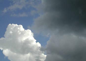 Light cloud dark cloud by zironjones