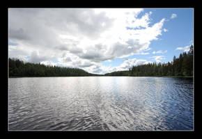 Lake Long by zironjones