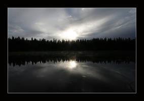 Calmness by zironjones