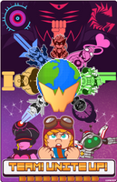 Final Ultimate Legendary Earth Power Super Max by Combotron-Robot