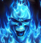 Ghost Rider by kominosai