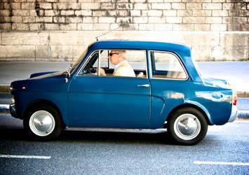 Strange little car by guizmot-88