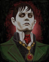 Barnabas by ShayneOtheDead