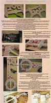 insulation foam keyblade tutorial part 2/2 by Inspiral