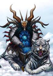 The throne by VeronikaD