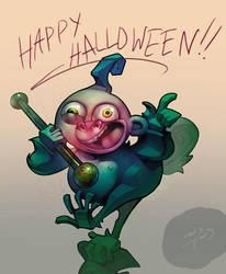 Halloween again!! :)) by VeronikaD