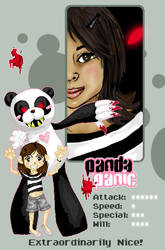 YOU HAVE UNLOCKED PANDAPANIC by drewisgenki