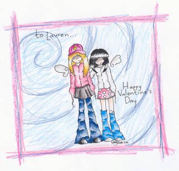 Friend warmers by drewisgenki