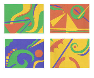 the four seasons by drewisgenki