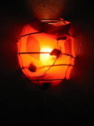 Wall Lamp by drewisgenki
