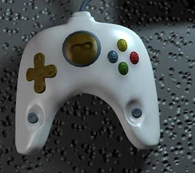 controller detail by drewisgenki