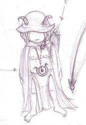 Prince Jaer WIP by drewisgenki