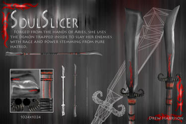 Soul Slicer by drewisgenki