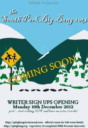 south park big bang 2013 coming soon by w0rmsign