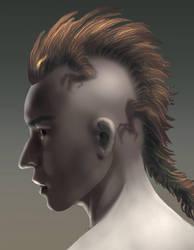 Dragon Hair by madeincg