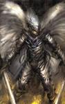 Armored Archangel by madeincg