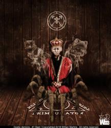 #1 Bael / Baal - Goetic Demons by WiLLD8