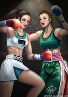 japanese boxing by lAffinityl