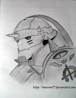 Alphonse by samurai77