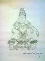 Ayyappan by samurai77