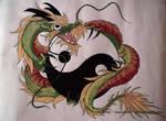 Dragon by samurai77
