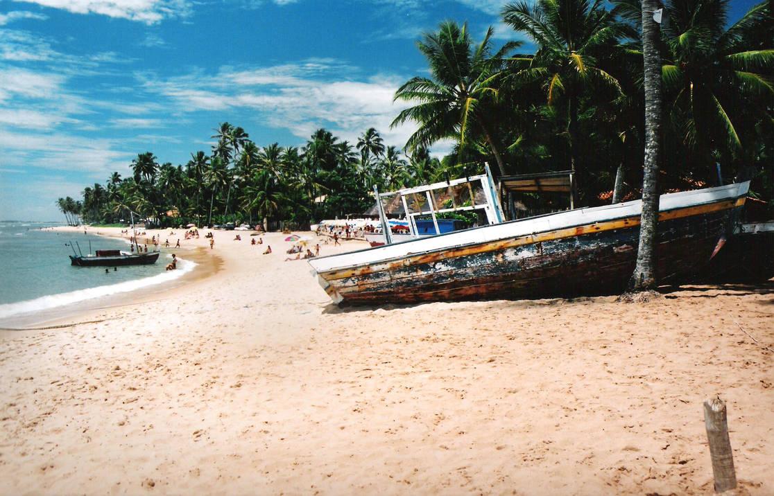 Praia do Forte by Bivon