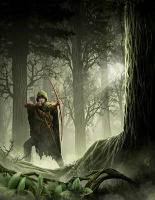 the Hunter by syam-arifin