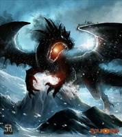 shadow dragon by syam-arifin